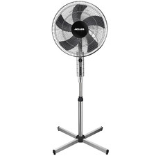 Chrome Heller Pedestal Fan