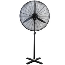 Heller Industrial Pedestal Fan