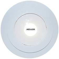 Heller Retractable Exhaust Fan with LED Light