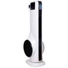 70cm Heller Turbo Tower Fan with Remote Control