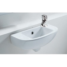 Compact Slim Wall Basin