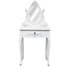 Dressing Table with Princess Mirror
