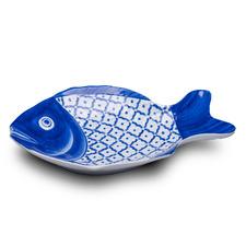 Blue Kaden Serving Plate
