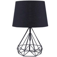 Dymen Industrial Metal Table Lamp