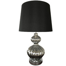 Andria Glass Table Lamp