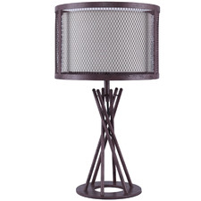 Rubia Metal Table Lamp