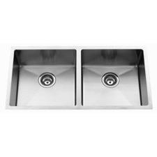 Regal Rectangular Double Bowl Sink