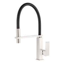 Gourmet Square High Rise Sink Mixer
