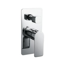 Inspire Shower/Bath Mixer with Diverter