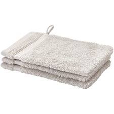 Beige Calypso 500GSM Cotton Bathroom Towels