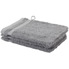 Dark Grey Calypso 500GSM Cotton Bathroom Towels