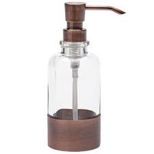 Mavis Metal Soap Dispenser