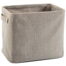 Beige Tur Storage Basket
