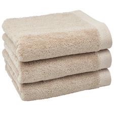 Milan Pima Cotton Hand Towels (Set of 3)