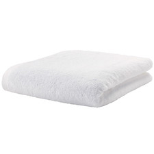 White London Combed Egyptian Cotton Bath Towel