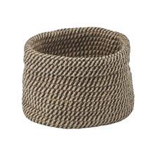 Small Rena Cotton-Blend Storage Basket