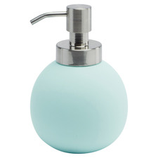 Cleo Stoneware Soap Dispenser