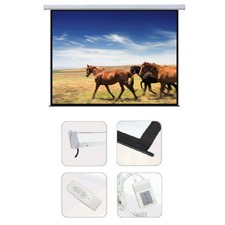 Electronic Projector Screen - PSAA-90