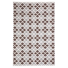 Megh Beige Cotton Rug