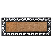 Vista Rubber Border Doormat