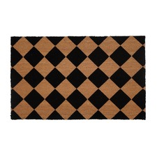 Diamond PVC Backed Doormat