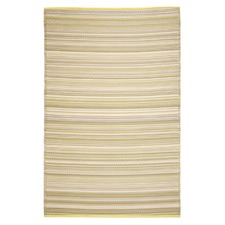 Beige & Green Cancun Dune Outdoor Rug