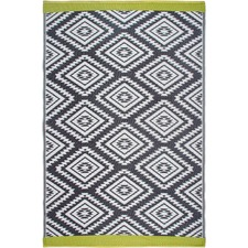 Grey Valencia Outdoor Rug