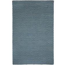 Indigo Blue Bekal Indoor Outdoor Rug