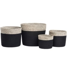 Bedford Jute Baskets (Set of 4)