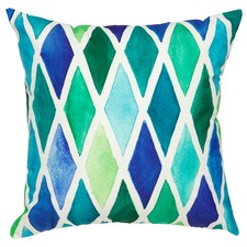 Blue Diamond Outdoor Cushion