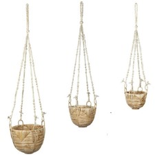 3 Piece Savar Cane Basket Set