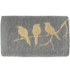 Birds on Branch Coir Doormat