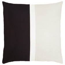 Black & White Faro Outdoor Cushion