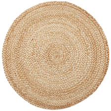 Willow Round Jute Placemats (Set of 4)