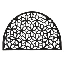 Pola Curved Rubber Doormat