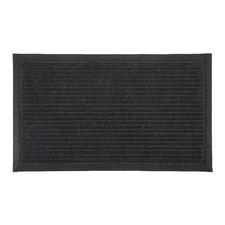 Charcoal Elisse Doormat