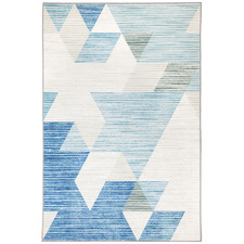 Blue Megah Area Rug