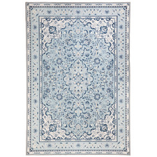 Blue Rayie Area Rug