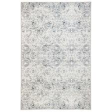 Grey Mosaic Oriental Rug