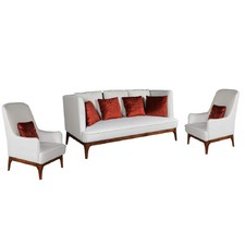 Marley 5 Seater Ash Lounge Set