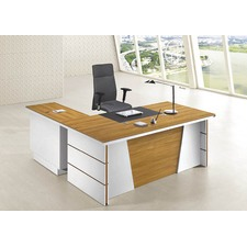 Sherman Modern Executive Modern Desk
