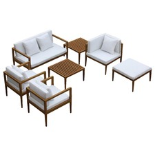 Modern 8 Piece Outdoor Set