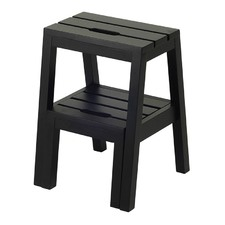Cyril Ebony Step Stool