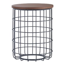 Dorienne Round Side Table