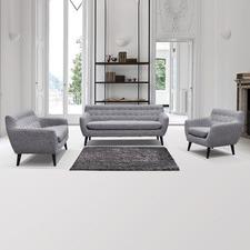Ziggy 3 Piece Sofa Set