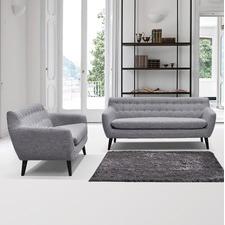 Ziggy 2 Piece Sofa Set