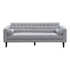 Aiden 3 Seater Sofa with 2 Cushions