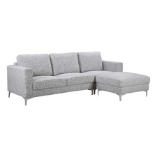 Rummer 3 Seater Corner Sofa with Ottoman