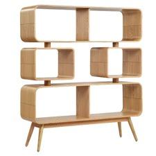 Ash Veneer Azami Modern Shelf