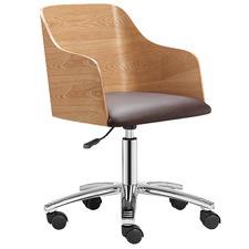 Ash Veneer Cooper Office Chair
